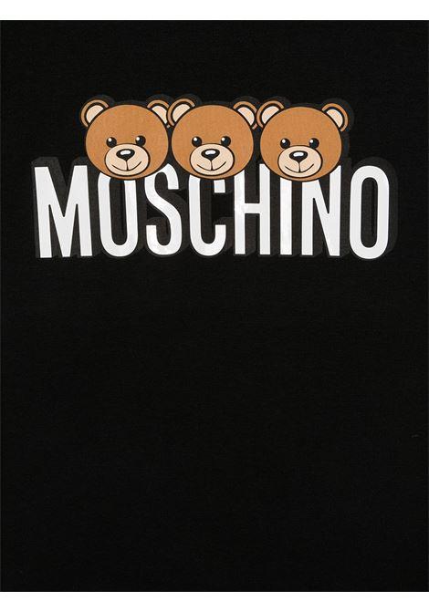 MOSCHINO | T-shirt | MOS104NERO