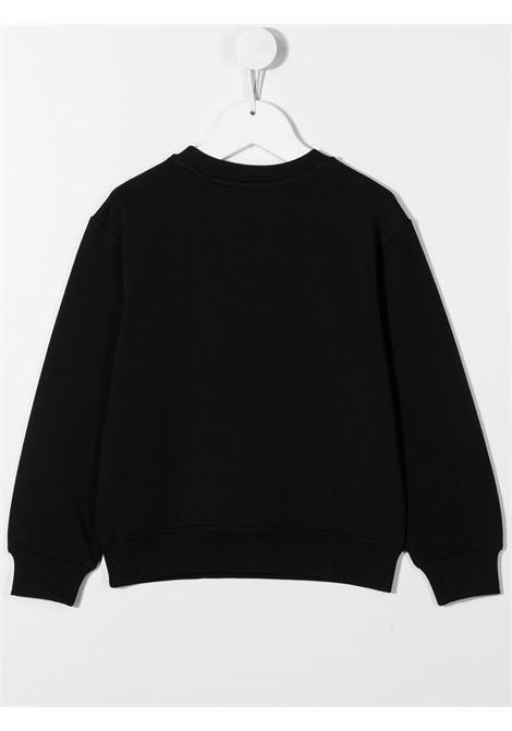 MOSCHINO   sweatshirt   MOS107NERO