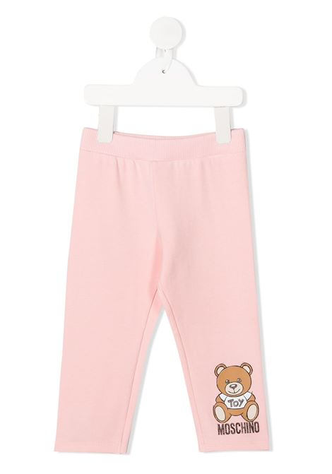 MOSCHINO | plushy trousers | MOS111ROSA