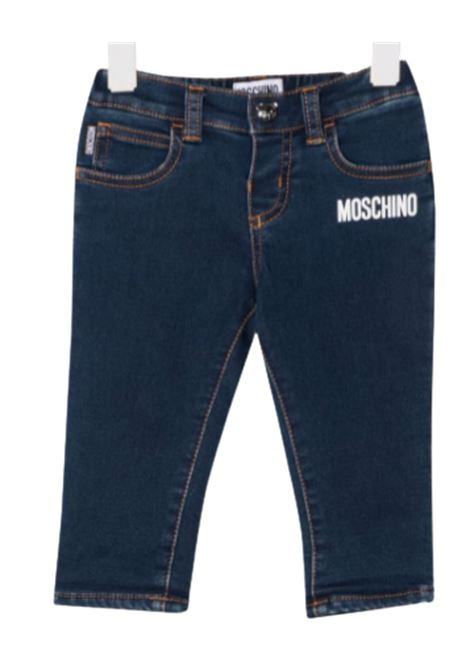 MOSCHINO | trousers | MUP03RJEANS