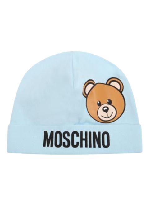 Cappello Moschino Neonato MOSCHINO | Cappello | MUX03WCIELO