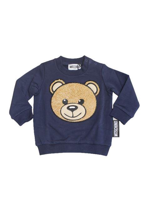 MOSCHINO | sweatshirt | MWF03EBLU