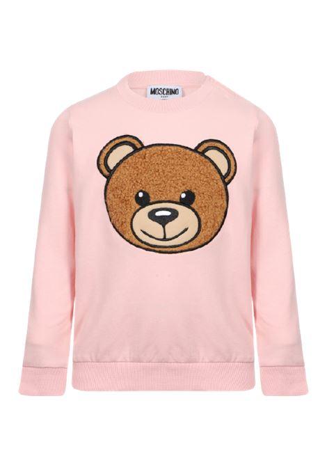 MOSCHINO | sweatshirt | MWF03EROSA