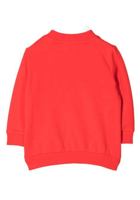 MOSCHINO | sweatshirt | MZF03EROSSO