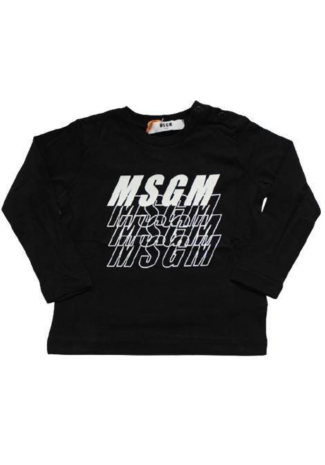 T-shirt MSGM MSGM | T-shirt | 025063NERO