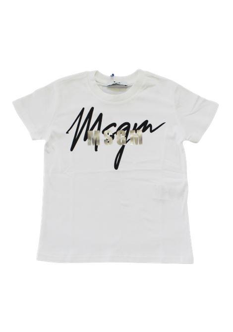 T-shirt MSGMT-shirt MSGM MSGM | T-shirt | 025297BIANCO