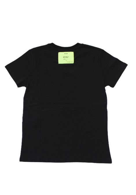 T-shirt MSGM MSGM | T-shirt | 025297NERO