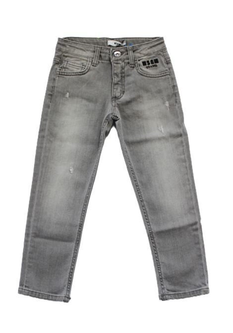 MSGM | jeans  | 025300GRIGIO