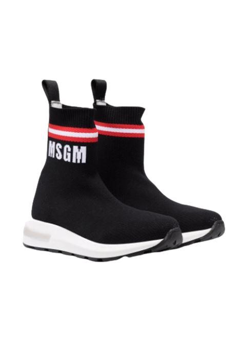 SNEAKERS CALZINO MSGM MSGM | Sneakers | 69130NERO