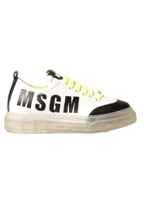 SNEAKERS MSGM MSGM | Sneakers | 69143BIANCO