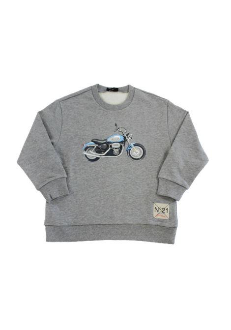 N21 | sweatshirt | N214DEGRIGIO