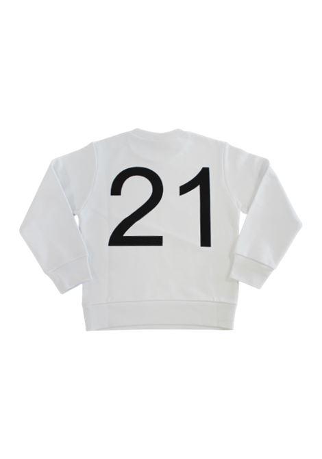N21 | sweatshirt | N214EJBIANCO