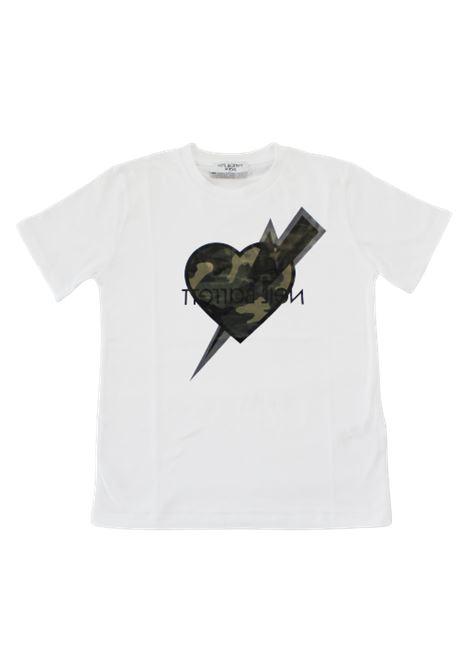 NEIL BARRETT | T-shirt | 025910BIANCO