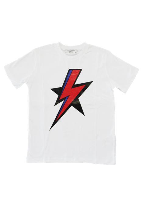 NEIL BARRETT | T-shirt | 026021BIANCO