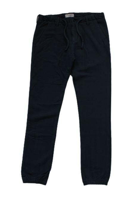 PAOLO PECORA | trousers | PP2470BLU