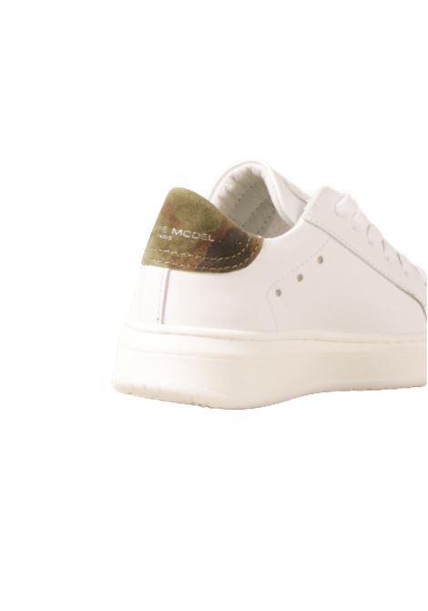 PHILIPPE MODEL | Sneakers | BTLOVC1BBIANCA