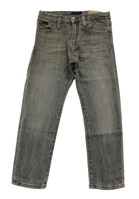 POLO RALPH LAUREN | jeans  | 321801679001GRIGIO