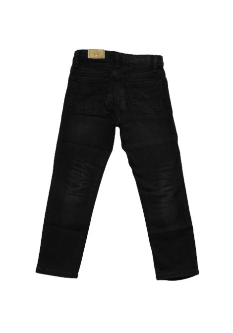 POLO RALPH LAUREN | jeans  | 321801679001NERO