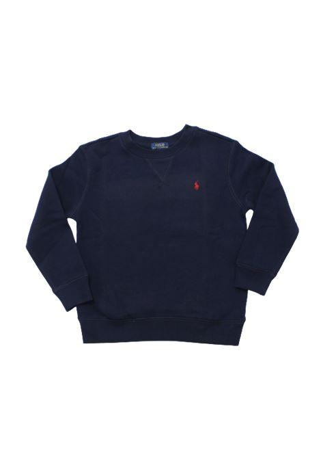 POLO RALPH LAUREN | sweatshirt | 322772102002BLU