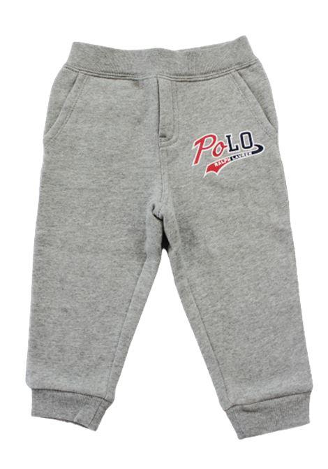 POLO RALPH LAUREN | trousers | 322804905001GRIGIO