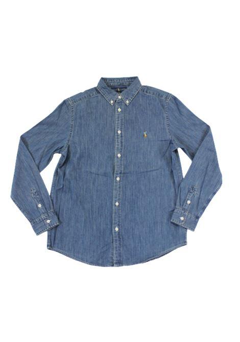 POLO RALPH LAUREN | shirt | 323713843001JEANS