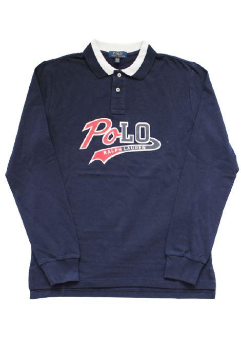 POLO RALPH LAUREN | T-shirt | 323805655002BLU