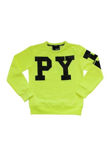 Felpa Pyrex PYREX | Felpa | 026397GIALLO FLUO