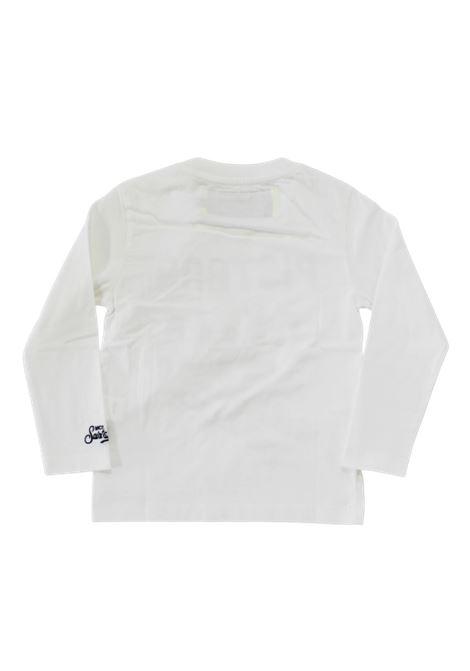 T-shirt Saint Barth SAINT BARTH | T-shirt | MCSK01BIANCO