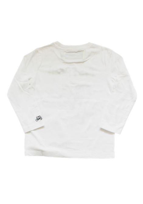 T-shirt Saint Barth SAINT BARTH | T-shirt | MCSK02BIANCO