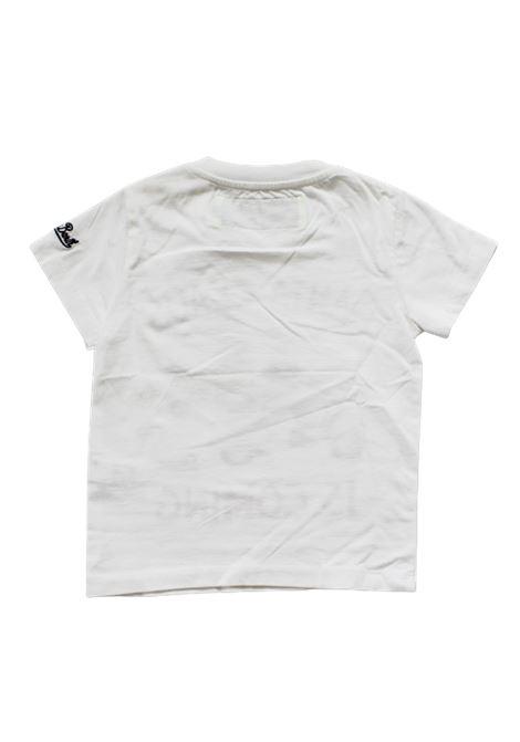 T-shirt Saint Barth SAINT BARTH | T-shirt | VPPR01BIANCO