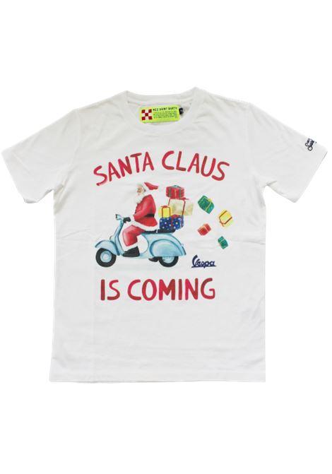 T-shirt Saint Barth SAINT BARTH | T-shirt | VPPR02BIANCO