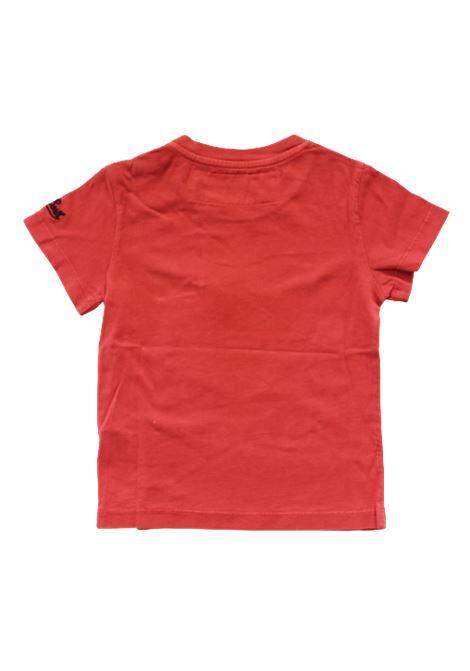 T-shirt Saint Barth SAINT BARTH | T-shirt | XMSN41ROSSO