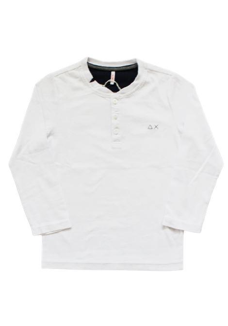 T-shirt Sun68 SUN68 | T-shirt | T40304BIANCO