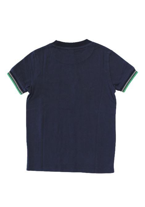 T-shirt Sun68 SUN68 | T-shirt | TA0305BLU