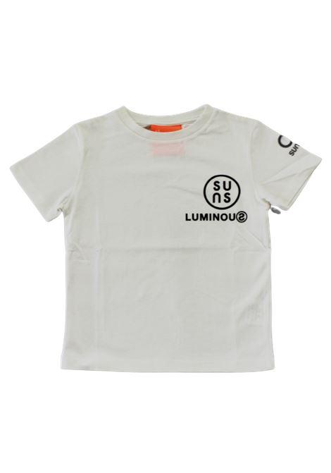 T-shirt Suns SUNS | T-shirt | SUNS11BIANCO