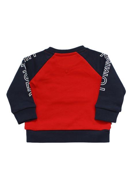 TOMMY HILFIGER   sweatshirt   KN0KN01191ROSSO