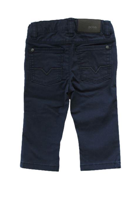 UGO BOSS | trousers | J04351BLU