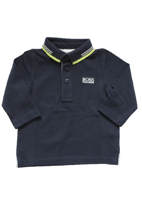 UGO BOSS | T-shirt | J05803BLU