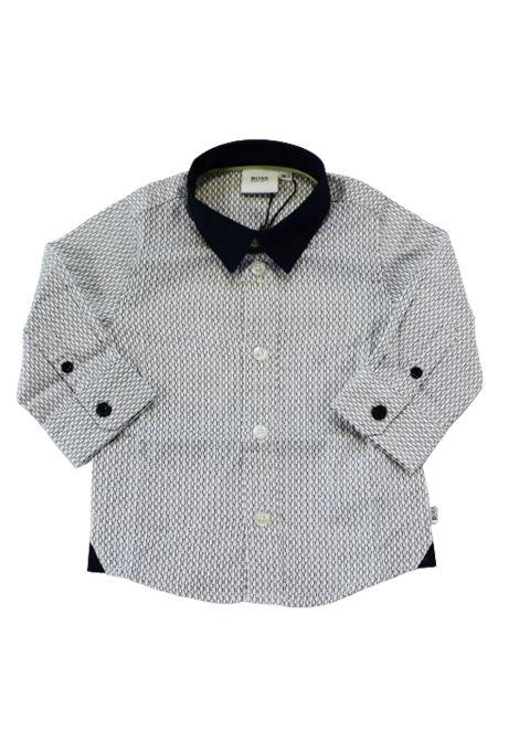 UGO BOSS | shirt | J05810BIANCO