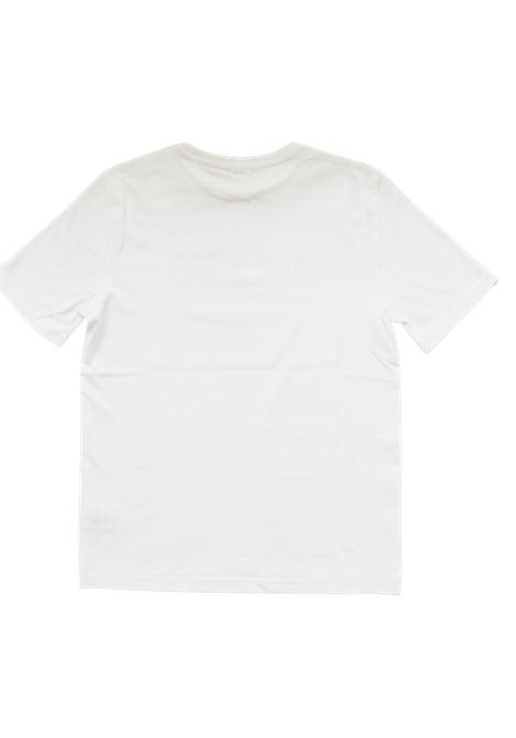 UGO BOSS | T-shirt | J25E41BIANCO