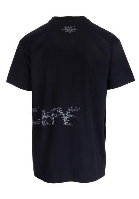 GIVENCHY | T-shirt | BM71733Y6BNERO