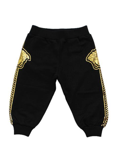 VERSACE | trousers | YB000169NERO