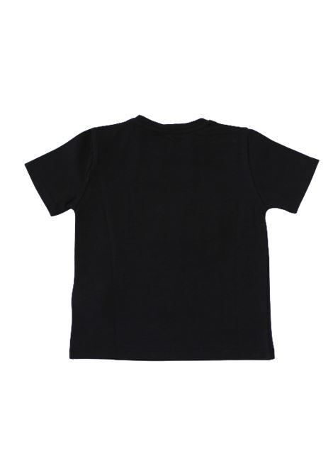 VERSACE | T-shirt | YB000208NERO