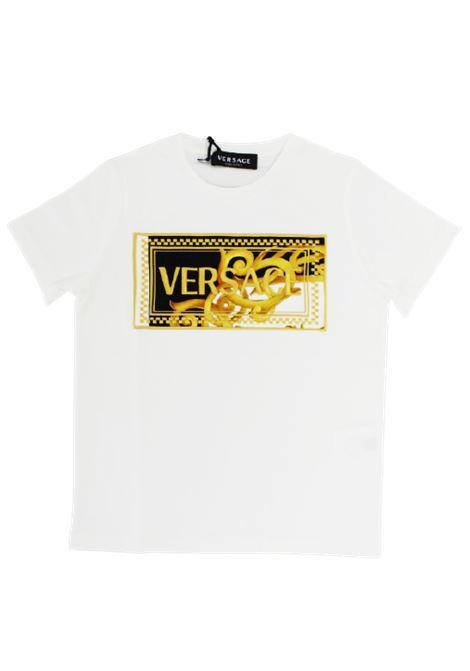 VERSACE | T-shirt | YD000283BIANCO