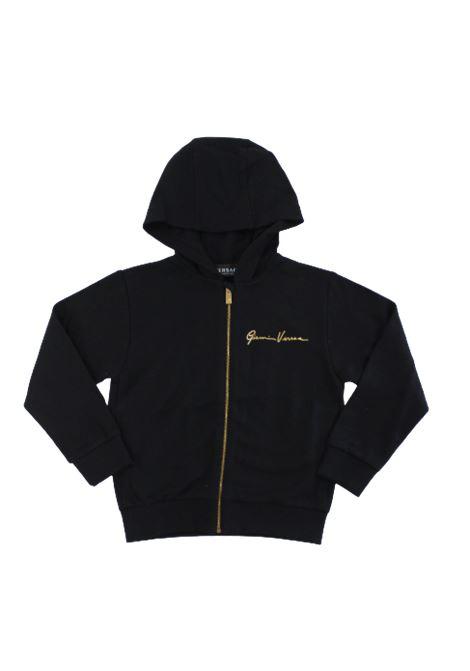 VERSACE | sweatshirt | YD000322NERO