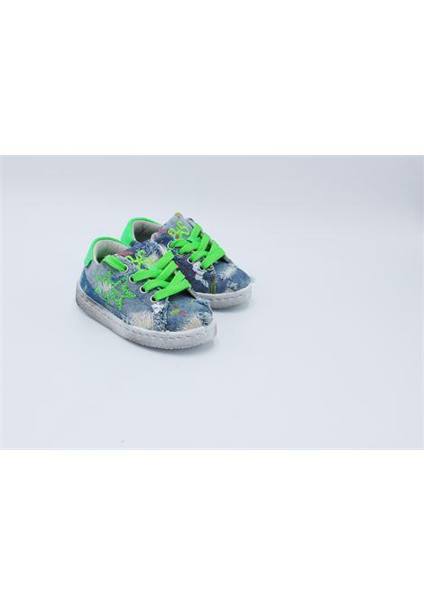 2 STAR | Sneakers | 2SB1140BLU JEANS