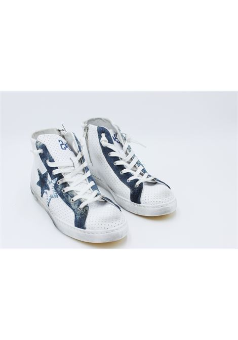 Sneakers 2star junior 2 STAR | Sneakers | 2SB1190BIANCA