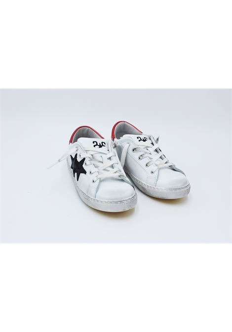 Sneakers 2star junior 2 STAR | Sneakers | 2SB1303BIANCA