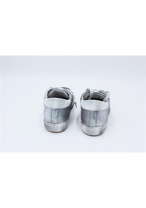 Sneakers 2star junior 2 STAR | Sneakers | 2SB1328PARGENTO