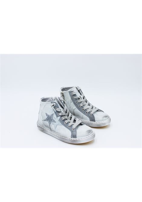 Sneakers 2star junior 2 STAR | Sneakers | 2SB1374GRIGIA
